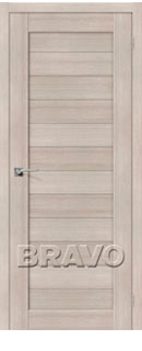 Межкомнатная дверь Порта-21 из экошпона от завода BRAVO
