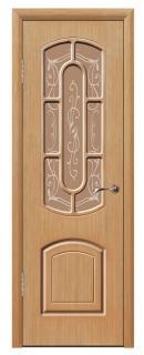 Межкомнатная дверь из шпона из коллекции Элегант
