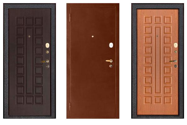 дверь стальная премиум
