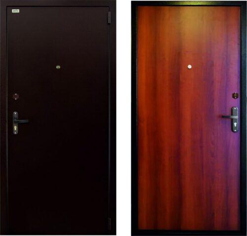 Дверь металлическая ДА-01