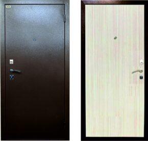 Дверь металлическая ДА-10