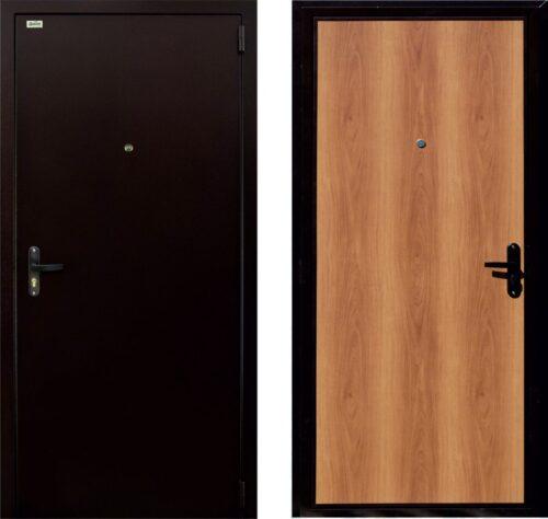Дверь металлическая ДА-02