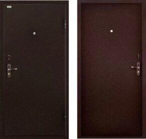 Дверь металлическая ДА-03