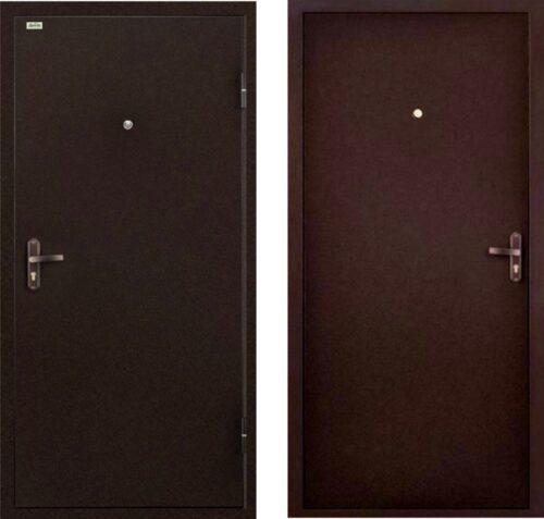 Дверь металлическая ДА-04
