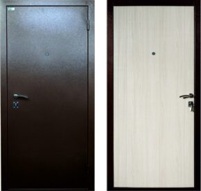 Дверь металлическая ДА-06