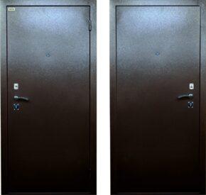 Дверь металлическая ДА-07