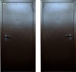 Дверь металлическая ДА-08