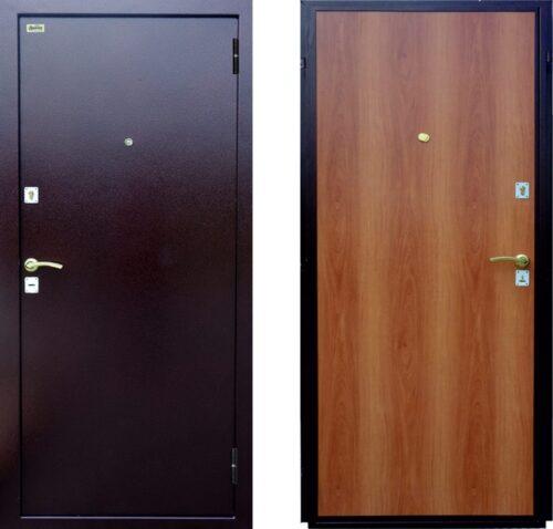 Дверь металлическая «ДС-01»