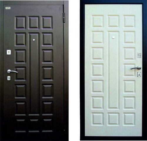 Дверь металлическая «ДС-10»