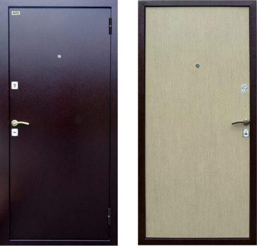 Дверь металлическая «ДС-07»