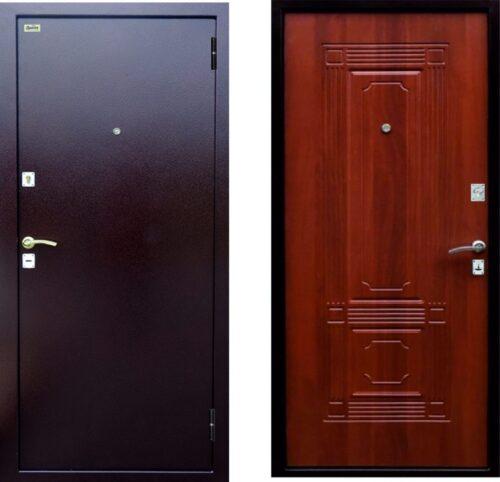 Дверь металлическая «ДС-08»