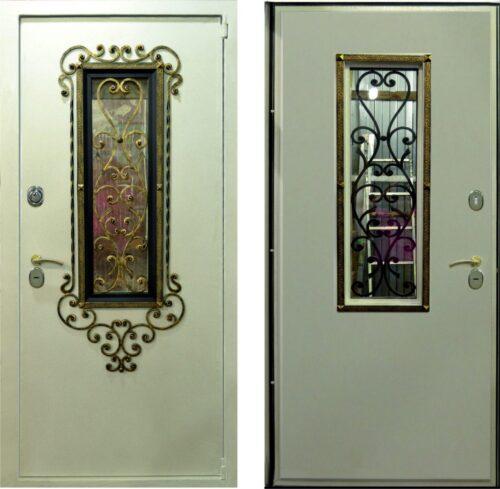 Дверь металлическая «Амор»
