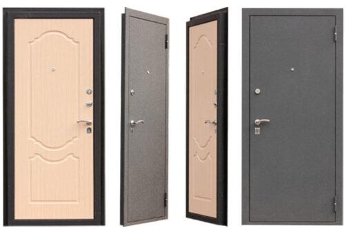 Стальная входная дверь бизнес-класса