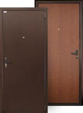Входная металлическая дверь «Эконом»