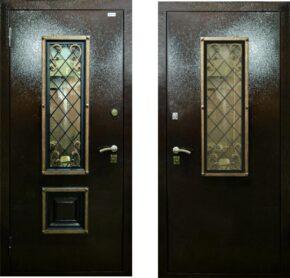 Дверь металлическая «Лаура»