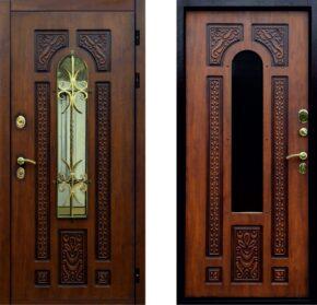 Дверь металлическая «Лацио»