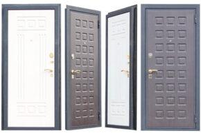 Входная дверь «Люкс»