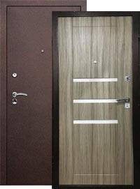 Входная дверь из металла «Мерлион»