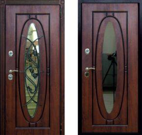 Дверь металлическая «Монарх»