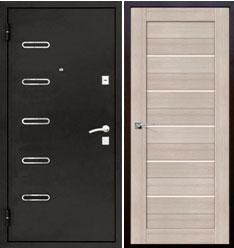 Входная металлическая дверь «Статус»