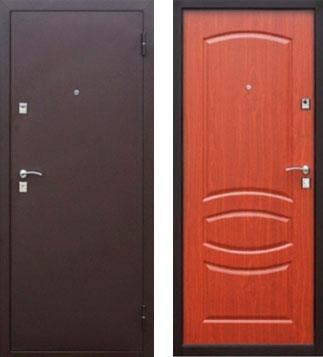Входная металлическая дверь «Стройгост 7-2»