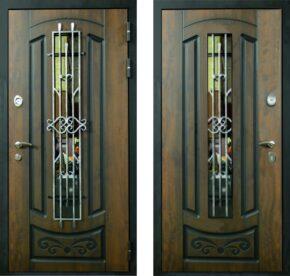 Дверь металлическая «Турин»
