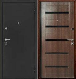 Входная металлическая дверь «Вектор»