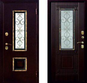 Дверь металлическая «Венеция»