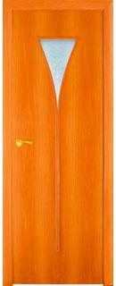 Ламинированная межкомнатная дверь 4С3Х