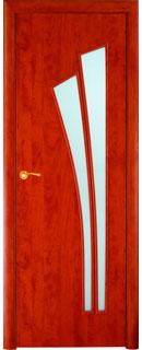 Ламинированная межкомнатная дверь 1С4