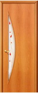 Ламинированная межкомнатная дверь 4С5П