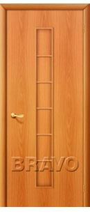Ламинированная дешевая межкомнатная дверь 4Г2