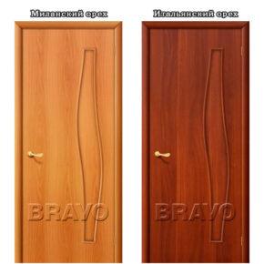Ламинированная межкомнатная дверь 4Г6