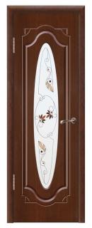 Межкомнатная дверь «Элита №2» со стеклом