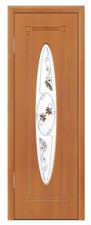 Межкомнатная дверь «Элита №1» со стеклом