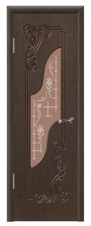 Межкомнатная дверь «Фантазия» со стеклом