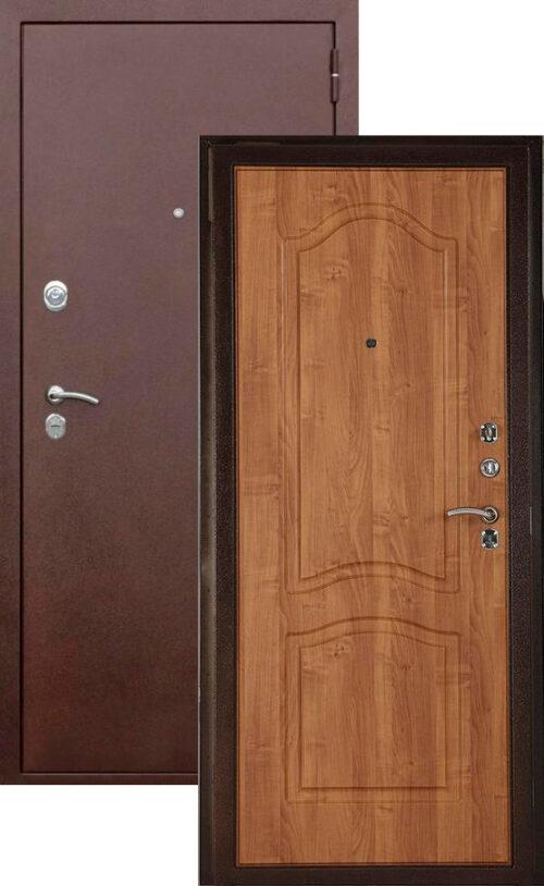 Входная стальная дверь «Кова-3» с замками Kale