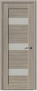 Межкомнатная дверь из экошпона «Квадро 3В»