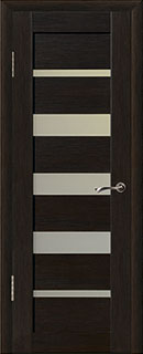 Межкомнатная дверь из экошпона «Квадро 5 ДО»