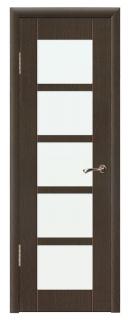 Межкомнатная дверь со стеклом «Лада №3»