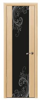 Межкомнатная дверь со стеклом «Люкс №11»