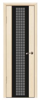 Межкомнатная дверь со стеклом «Люкс №13»