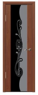 Межкомнатная дверь со стеклом «Люкс №14»