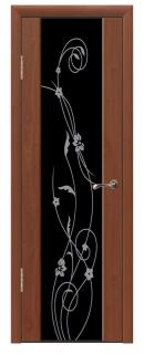 Межкомнатная дверь со стеклом «Люкс №23»