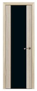 Межкомнатная дверь «Люкс №2» из сосны со стеклом