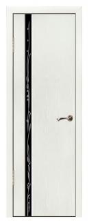 Межкомнатная дверь «Люкс №3» из сосны с ПВХ-пленкой