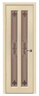 Межкомнатная дверь со стеклом «Маэстро»
