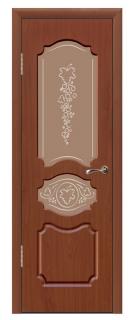 Межкомнатная дверь «Маэстро 2В» со стеклом