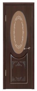 Межкомнатная дверь «Маэстро №1» со стеклом