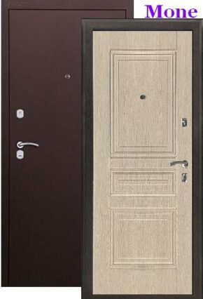 Входная стальная дверь «Кова Моне»